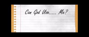 Can God Use..... Me? - Randy Winemiller
