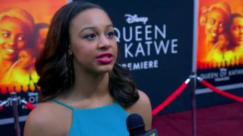 Cast of 'Queen of Katwe' talks inspiration behind the movie