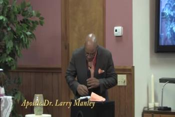 Broken Pieces/Apostle Larry Manley/House of Destiny