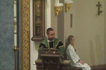 Fr. Paul's Homily~ Sunday, September 25, 26th Sunday in Ordinary Time