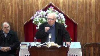 Iglesia Evangelica Pentecostal. Andando en la Verdad de Jesucristo. 04-09-2016