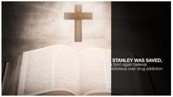 Xulon Press book Back From The Grave - My Lazarus Experience | Reverend Stanley A. Ridley