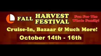 Fall Harvest Festival Promo