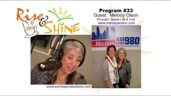 Rise & Shine, Program #33