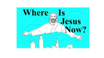 Where is Jesus Now? - Daniel's 2300 Day Prophecy