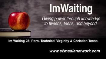 Im Waiting 27: Peer Pressure and Mentoring Teens with Matt Clinton