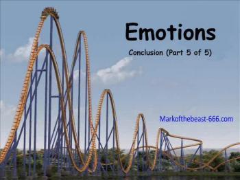 Emotions Conclusion