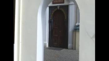 Sanktuarium w Kodeniu - oglądam od zewnątrz