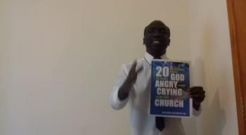 20 REASONS WHY GOD IS VERY ANGRY AND CRYING FOR HIS CHURCH.