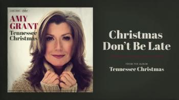 Amy Grant - Christmas Don't Be Late
