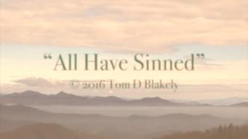 All have Sinned
