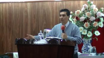 Iglesia Evangelica Pentecostal. La Palabra de Dios nos infunde Aliento. 20-09-2016