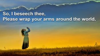 PEACE ON EARTH FOR CHRISTMAS (MY PRAYER)