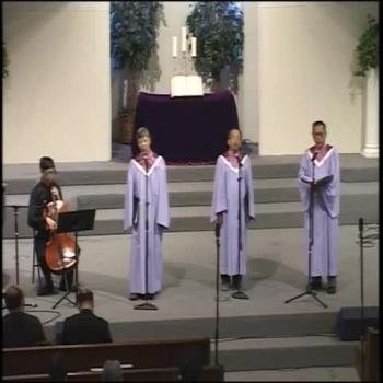 注目看耶穌 (三重唱) 2016年10月23日