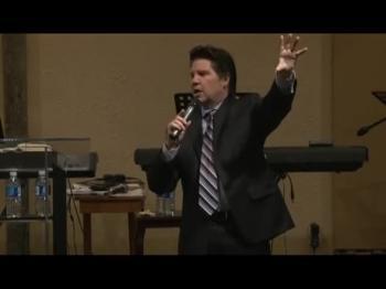 AAC Pastor Marc Brisebois