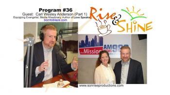 Rise & Shine, Program #36