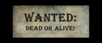 Wanted: Dead Or Alive! - Randy Winemiller