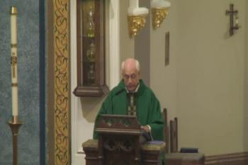 Msgr. Ken's Homily ~ Sunday, October 30th, 31st Sunday in Ordinary Time