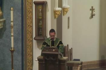Fr. Paul's Homily ~ Sunday, October 30, 31st Sunday in Ordinary Time