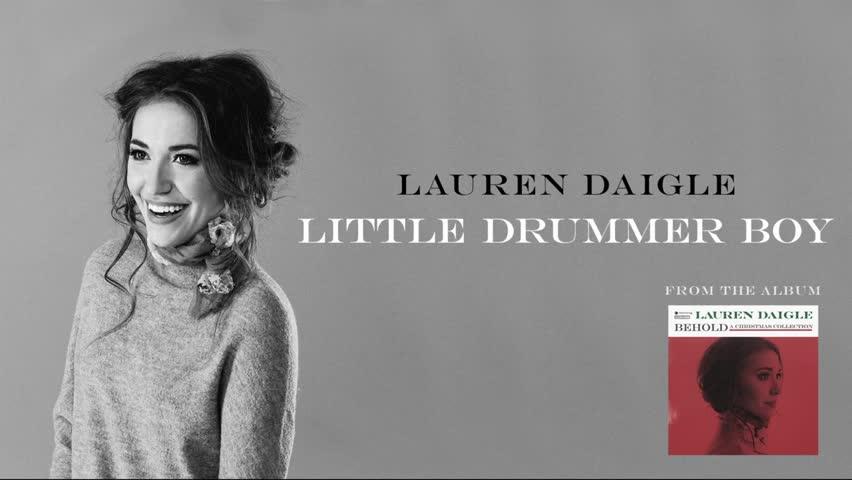 Lauren Daigle - Little Drummer Boy