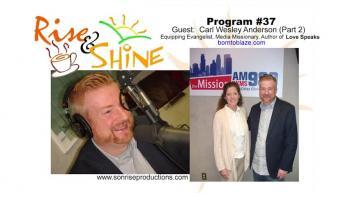 Rise & Shine, Program #37