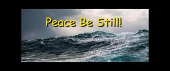 Peace Be Still! - Randy Winemiller