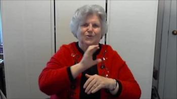 Monika Couch Sings Christmas Carols