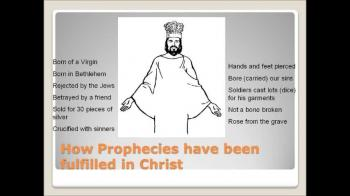 Jesus Christ, The Promised Savior