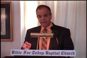 Did I Choose Him – 1 Samuel 2:27-36 – Pastor Daniel S. Waite – BFTBC
