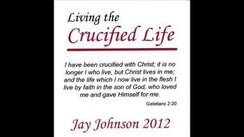 Trusting in the Holy Spirit by Jay Johnson (CD) Living the Crucified Life