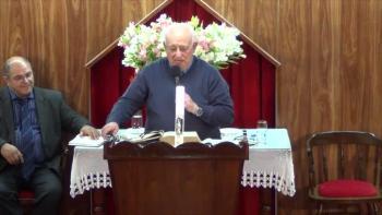 Iglesia Evangelica Pentecostal. El Señor disciplina a los que ama. 16-10-2016