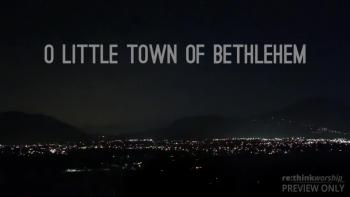 O Little Town Of Bethlehem - Powerful Spoken Word