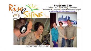 Rise & Shine, Program #39