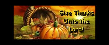 Give Thanks Unto the Lord! - Randy Winemiller