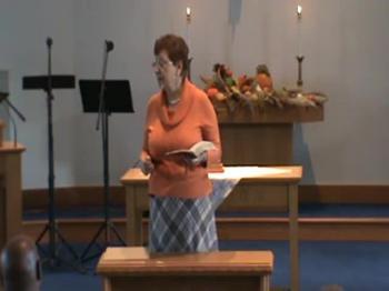 Sermon 11/20/16