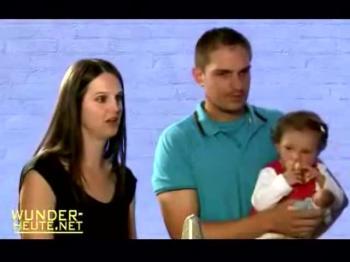 """Von Schwangerschaftsvergiftung bis Atemstillstand … """"Dass unsere Tochter Kia-Joy lebt, ist für uns ein grosses Wunder!"""""""