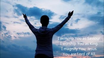 You Are Lord Of All (with lyrics) - Bob Wilson