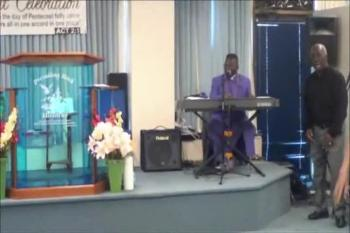 PRAISE AND WORSHIP AT PREVAILING ROCK MINISTRIES HACKENSACK NJ