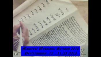 11-23-2016 Deuteronomy 12-13 Wed nite Torah
