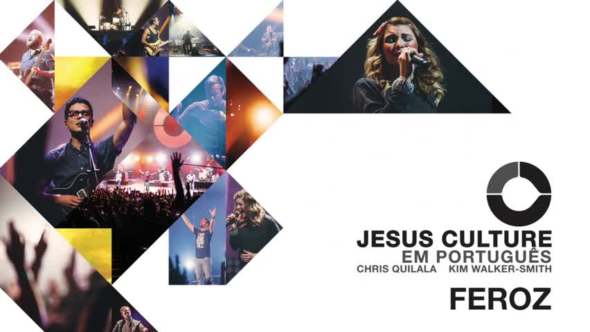 Jesus Culture - Feroz (Audio) ft. Chris Quilala