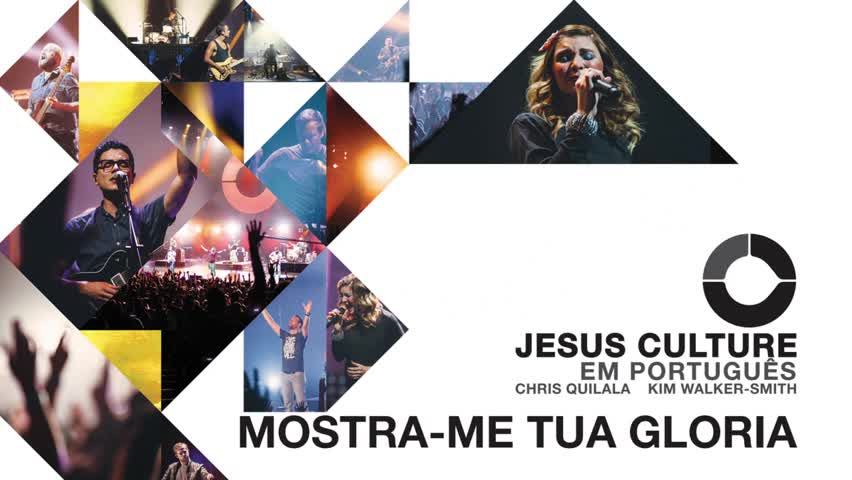 Jesus Culture - Mostra-me Tua Gloria (Audio) ft. Kim Walker-Smith