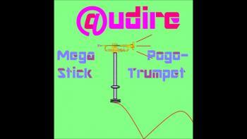 Audire - Mega Pogo-Stick Trumpet
