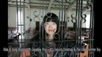 BIBLE & SONG SHARING WITH GERALDINE PNG - #10 Second Christmas