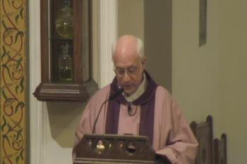 Msgr. Ken's Homily ~ 3rd Sunday of Advent