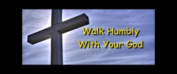 Walk Humbly With Your God - Randy Winemiller
