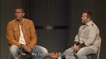 Jim Caviezel - Powerful Testimony