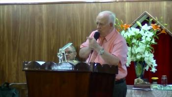 Iglesia Evangelica Pentecostal. Solo Jesus tiene Palabra de vida eterna. 27-11-2016