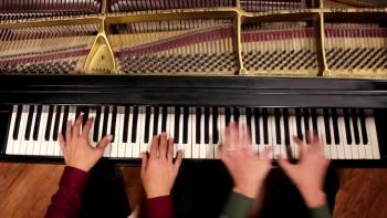 Ukrainian Bell Carol Epic Piano Duet