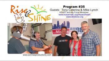 Rise & Shine, Program #35
