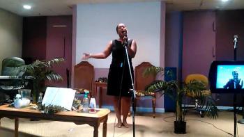 TERI J. Gods Anointed Women Bloopers